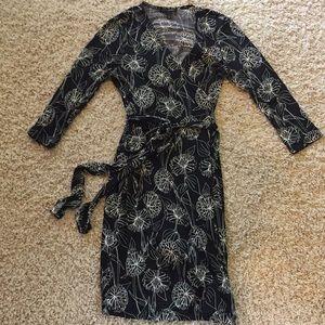 Banana Republic Wrap Dress Size Small